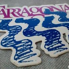 Pegatinas de colección: ADHESIVO TARRAGONA. TURISMO. Lote 284158763