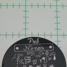 Adesivi di collezione: PEGATINA PUB NENOS CANDÁS. Lote 286689673