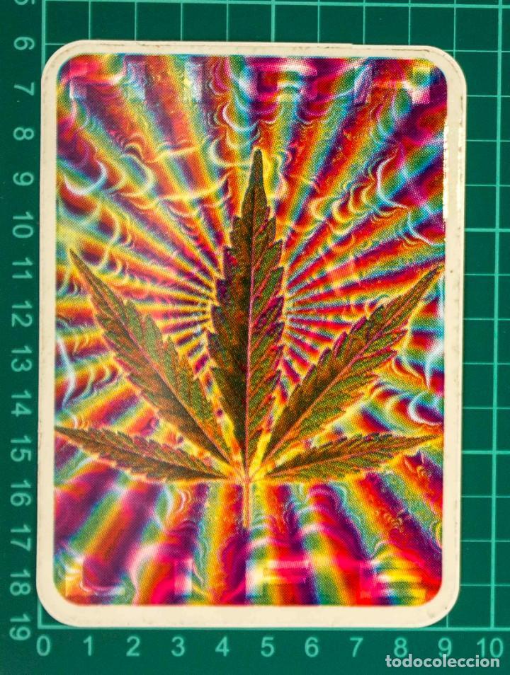 Pegatinas de colección: Pegatina Stickers rastafari de los años 80 - Foto 2 - 287674783
