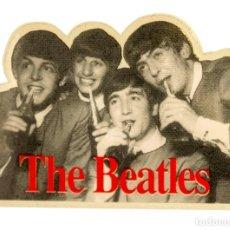 Pegatinas de colección: PEGATINA STICKERS MUSIC DE LOS AÑOS 80,90 - THE BEATLES. Lote 287997068