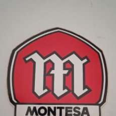 Pegatinas de colección: ANTIGUO ADHESIVO O PEGATINA - MONTESA. Lote 288387158
