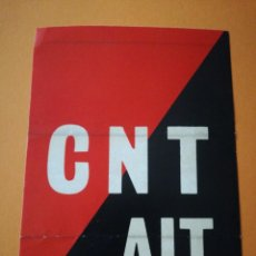Pegatinas de colección: PEGATINA POLÍTICA: CNT AIT. Lote 291214658