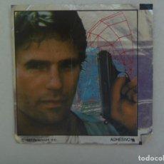 Pegatinas de colección: PEGATINA DE CHICLE DE MACGYVER , EN 3-D . 1987. Lote 295387653