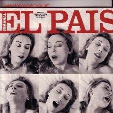 Coleccionismo de Periódico El País: EL PAIS-SEMANAL. Lote 498144