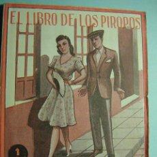 Coleccionismo de Periódico El País: 5563 LIBRO DE PIROPOS - EDITORIAL ALAS - AÑOS 1940 - MAS EN MI TIENDA TC COSAS&CURIOSAS. Lote 5888734