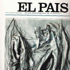 Coleccionismo de Periódico El País: ESPECIAL PERIÓDICO EL PAÍS Nº 10000. Lote 23354410