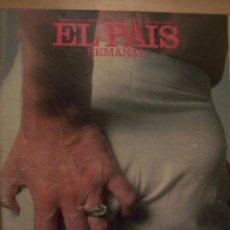 Coleccionismo de Periódico El País: EL PAIS SEMANAL.3 SEPTIEMBRE 1989. ROLLING STONES. Lote 9147830
