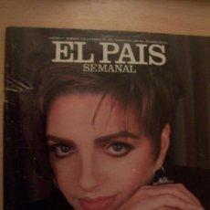 Coleccionismo de Periódico El País: EL PAIS SEMANAL.3 DICIEMBRE 1989. LIZA MINNELLI. Lote 8604739