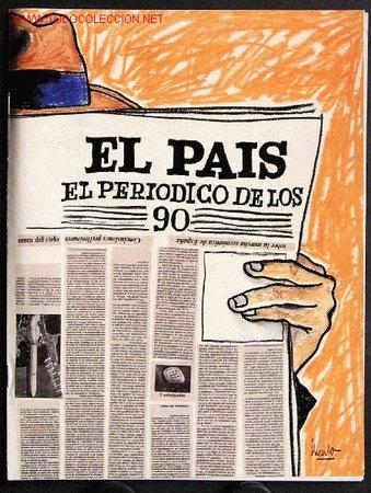 PAÍS (EL) EL PERIÓDICO DE LOS 90 (Coleccionismo - Revistas y Periódicos Modernos (a partir de 1.940) - Periódico El Páis)
