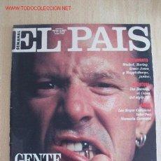 Coleccionismo de Periódico El País: EL PAIS SEMANAL. Lote 2568987