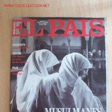 Coleccionismo de Periódico El País: EL PAIS SEMANAL. Lote 2638053