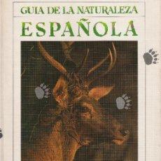 Coleccionismo de Periódico El País: GUIA DE LA NATURALEZA ESPAÑOLA - EL PAIS - ORIGINAL - COMPLETO Y ENCUADERNADO. Lote 27446666