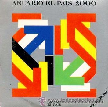 ANUARIO EL PAÍS 2000 - EDICIÓN EN CD ROM (Coleccionismo - Revistas y Periódicos Modernos (a partir de 1.940) - Periódico El Páis)