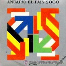 Coleccionismo de Periódico El País: ANUARIO EL PAÍS 2000 - EDICIÓN EN CD ROM. Lote 25170201