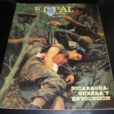 Coleccionismo de Periódico El País: REVISTA EL PAIS SEMANAL - NUM: 324 - 26 JUNIO 1983-NICARAGUA: GUERRA Y REVOLUCION. Lote 26702776