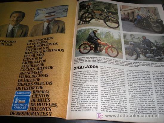 Coleccionismo de Periódico El País: REVISTA EL PAIS SEMANAL - Num: 284 - 19 Septiembre 1982- ¿QUE TAL AMANTE ES USTED? - Foto 5 - 26702782