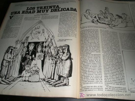 Coleccionismo de Periódico El País: REVISTA EL PAIS SEMANAL - Num: 284 - 19 Septiembre 1982- ¿QUE TAL AMANTE ES USTED? - Foto 8 - 26702782