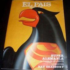 Coleccionismo de Periódico El País: REVISTA EL PAIS SEMANAL - NUMERO 688 - 17 JUNIO 1990. Lote 26091099