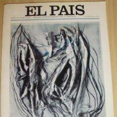 Coleccionismo de Periódico El País: DIARIO EL PAIS ESPECIAL NUMERO 10.000 18/OCTUBRE/2.004 290 PAGINAS REPLETAS DE RESÚMENES DATOS P. Lote 27316065
