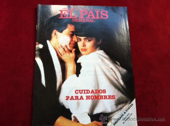 EL PAIS SEMANAL Nº 460 . 2 FEBRERO 1986 . CUIDADOS PARA HOMBRES . JERUSALEN , JEAN CASTEL (Coleccionismo - Revistas y Periódicos Modernos (a partir de 1.940) - Periódico El Páis)