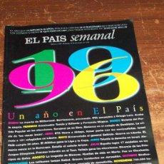 Coleccionismo de Periódico El País: EL PAÍS SEMANAL - NÚMERO EXTRA: 1996. UN AÑO EN EL PAÍS.. Lote 197164311