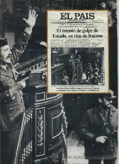 LAS PORTADAS DE EL PAÍS-- UNA HISTORIA VIVA DE LOS ÚLTIMOS 30 AÑOS (A-PERIO-095) (Coleccionismo - Revistas y Periódicos Modernos (a partir de 1.940) - Periódico El Páis)