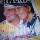 Coleccionismo de Periódico El País: SEMANAL EL PAIS Nº184 28 AGOSTO 1994-ARANTXA Y CONCHITA EL DESAFIO DEL TENIS ESPAÑOL. Lote 30741294