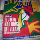 Coleccionismo de Periódico El País: SEMANAL EL PAIS Nº180 31 JULIO 1994-EL JUEGO MAS DIFICL DEL VERANO-. Lote 67685393