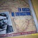 Coleccionismo de Periódico El País: SEMANAL EL PAIS Nº176 3 JULIO 1994-EN BUSCA DE LIVINGSTONE-. Lote 30741373