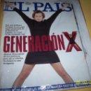 Coleccionismo de Periódico El País: SEMANAL EL PAIS Nº167 1 MAYO 1994-GENERACION X-. Lote 30741381