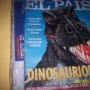 Coleccionismo de Periódico El País: EL PAIS SEMANAL Nº135 19 SEPTIEMBRE 1994-DINOSAURIOS-. Lote 30741473