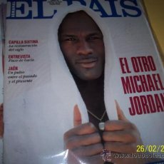 Coleccionismo de Periódico El País: EL PAIS SEMANAL Nº159 6 MARZO 1994-EL OTRO MICHAEL JORDAN-. Lote 30741490