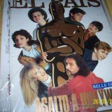 Coleccionismo de Periódico El País: EL PAIS SEMANAL Nº161 20 MARZO 1994-BELLE EPOQUE HOLLYWOOD-. Lote 30741509