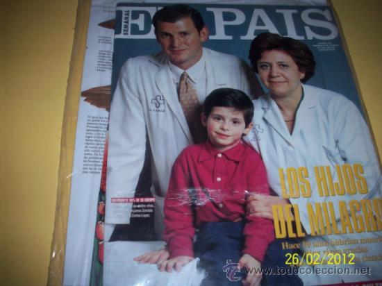SUPLEMENTO EL PAIS 158 (Coleccionismo - Revistas y Periódicos Modernos (a partir de 1.940) - Periódico El Páis)