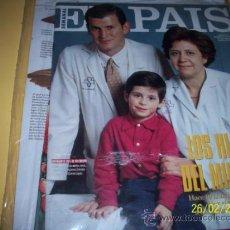 Coleccionismo de Periódico El País: SUPLEMENTO EL PAIS 158. Lote 31113767