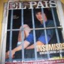 Coleccionismo de Periódico El País: SUPLEMENTO EL PAIS 177 INSUMISOS. Lote 31113922
