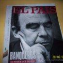 Coleccionismo de Periódico El País: SUPLEMENTO EL PAIS 169 BANQUEROS. Lote 31113932