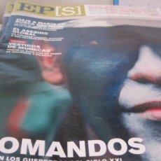 Coleccionismo de Periódico El País: C16A//EL PAIS SEMANAL//OCTUBRE 2001. Lote 32263576