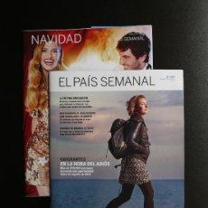Coleccionismo de Periódico El País: REVISTA EL PAÍS SEMANAL Nº 1.837 + EXTRA NAVIDAD DOMINGO 11 DICIEMBRE 2011. Lote 32748076