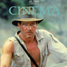 Coleccionismo de Periódico El País: COLECCIONABLE - EL PAIS - CINEMA Nº 13 - HARRISON FORD - CINE. Lote 32959789