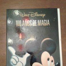 Coleccionismo de Periódico El País: COLECCIONABLE 100 AÑOS DE MAGIA WALT DISNEY EL PAIS. Lote 34016963
