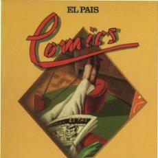 Coleccionismo de Periódico El País: COMICS CLASICOS Y MODERNOS.. Lote 34542165