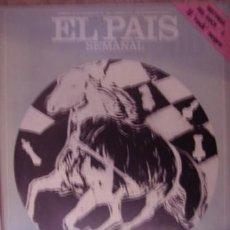 Coleccionismo de Periódico El País: EL PAÍS SEMANAL.30 DE NOVIEMBRE DE 1986. Nº 503. Lote 34645109