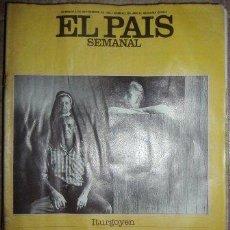 Coleccionismo de Periódico El País: EL PAIS SEMANAL, 2 DE SEPTIEMBRE DE 1984. Lote 35551228