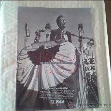 Coleccionismo de Periódico El País: UN SIGLO REVOLUCIONARIO Nº 8 . EL PAIS . Lote 36572680