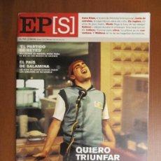 Coleccionismo de Periódico El País: EL PAÍS SEMANAL. ANTOÑETE. PICASSO. NEOYORKINOS. 30 DE SEPTIEMBRE DE 2001.. Lote 37181078