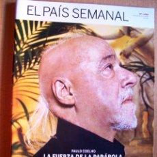 Coleccionismo de Periódico El País: EL PAIS SEMANAL Nº 1890 · 16 DICIEMBRE 2012 - PORTADA: PAULO COELHO. Lote 39137806
