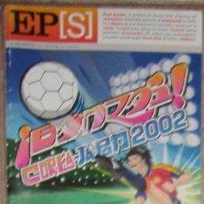Coleccionismo de Periódico El País: EP [S] EL PAÍS SEMANAL Nº 1339, 26 DE MAYO DE 2002. Lote 39721353