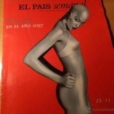 Coleccionismo de Periódico El País: EL PAIS SEMANAL. Lote 40203621