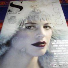 Coleccionismo de Periódico El País: EL PAÍS S MODA Nº 118. 21-12-2013. LEONOR WATLING. HIPER LUJO.. Lote 41036472